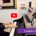 Luiza tom jobim turi collura bossa nova piano