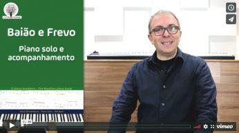 Baião e Frevo ao piano curso online de ritmos brasileiros ao piano turi collura