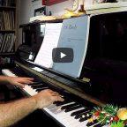 jingle bells piano solo jazzy arrangement turi collura