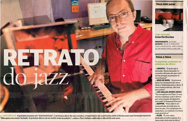 Retrato do Jazz