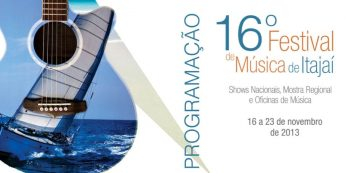 Festival de música de Itajaí Turi Collura