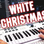 White Christmas jazzy version
