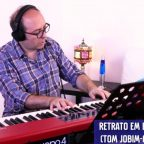 Retrato em branco e preto - Tom Jobim